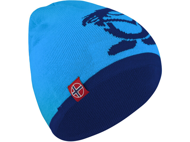 TROLLKIDS Troll Beanie Kinder navy/medium blue